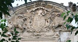 Escudo de la casa de la Condesa de Villaleal