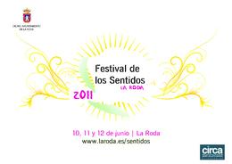 Festival Sentidos 2011