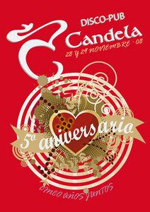 Aniversario Candela